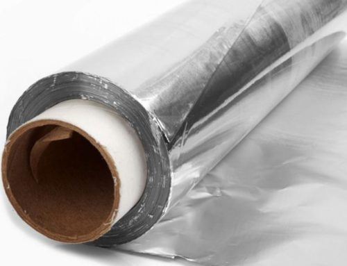 Aluminum Foil for Sound Insulation