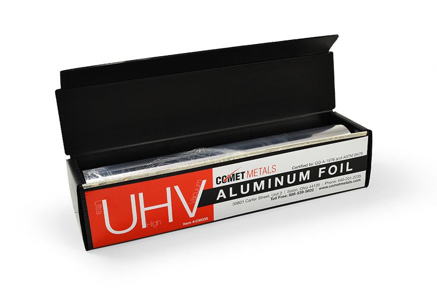 UHV-FOIL-OPEN-BOX