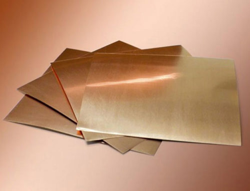 Copper Sheeting for Roofing
