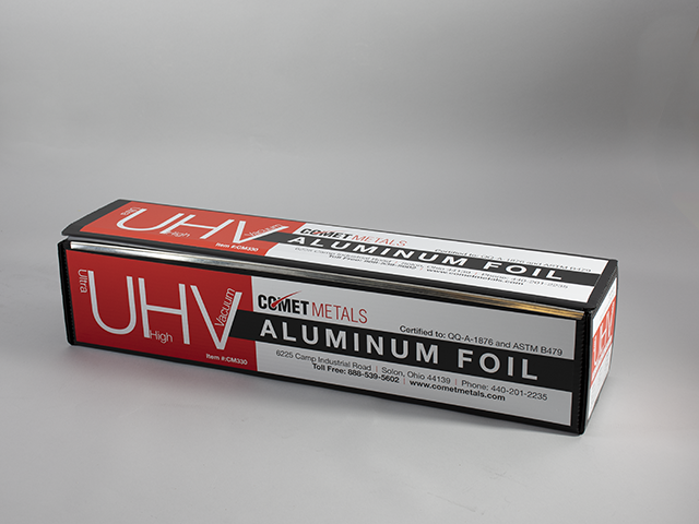 UHV Foil Roll