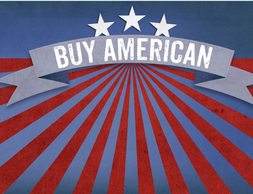 """New requirements for """"Buy American Act"""""""