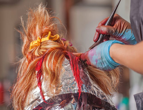 """Aluminum Hair Foil: Think outside the """"Pop-Up"""" box."""